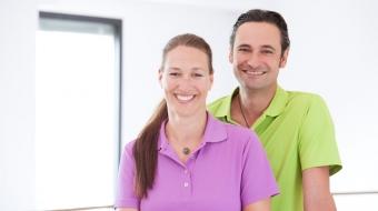 Team der Zahnarztpraxis Aalai Fürth
